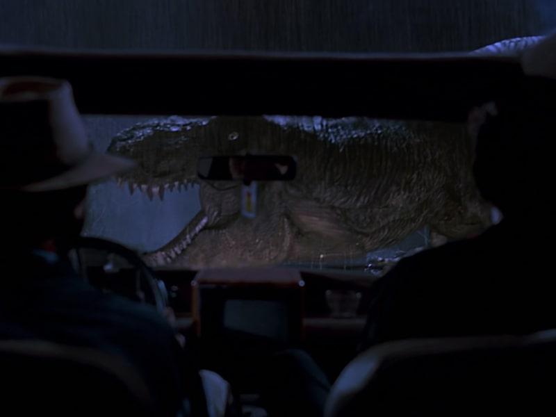 Jurassic Park T Rex Roar