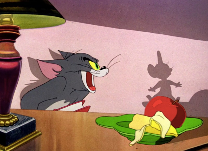 Best Tom & Jerry Invisible Mouse
