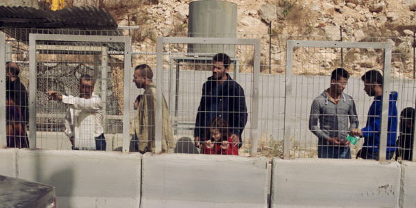 THE PRESENT: A Devastating Look At Life In Palestine