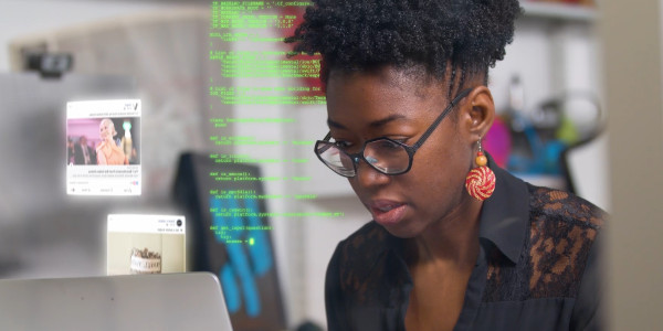 """""""I Have Never Seen Power Like This Before."""" Interview With Shalini Kantayya, Director Of Big Tech Doc, CODED BIAS"""